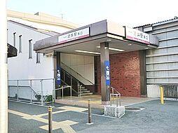 東武鉄道逆井駅
