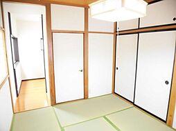 和室2階6畳の...