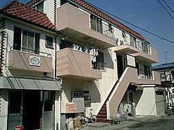 第一早川コーポ[3-B号室]の外観