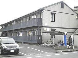 埼玉県川口市幸町1丁目の賃貸アパートの外観