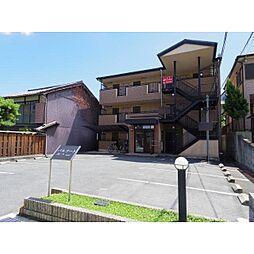 奈良県大和郡山市西岡町の賃貸マンションの外観