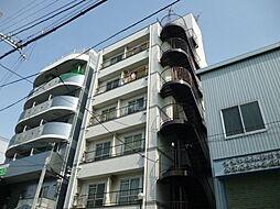エムロード赤川[3階]の外観