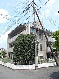 ラポドール調布[2階]の外観