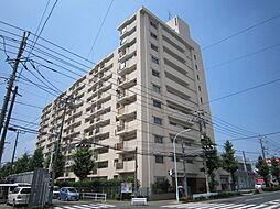 神明台住宅 4階