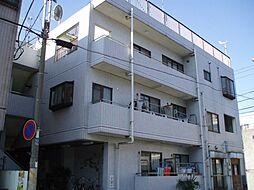 神奈川県川崎市川崎区京町2丁目の賃貸マンションの外観