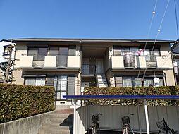 グリーンヒル中島 B棟[2階]の外観