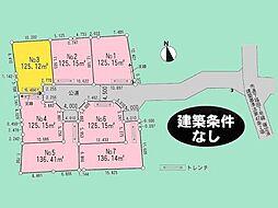 No.3 区画...