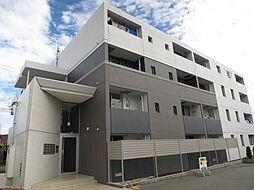 新築ルミナスハート[1階]の外観