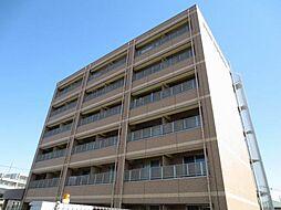 東京都日野市日野の賃貸マンションの外観