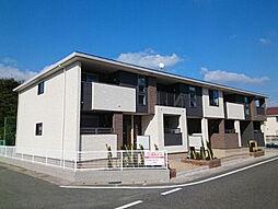 パークサイド田寺[102号室]の外観