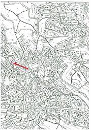 付近住宅地図