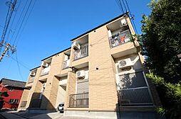 愛知県名古屋市中川区荒子町字大門西の賃貸アパートの外観