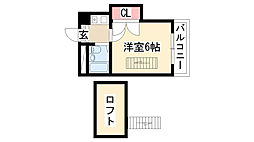 金屋駅 2.7万円