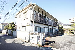 神奈川県川崎市高津区諏訪1丁目の賃貸アパートの外観
