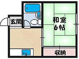 我孫子町駅 2.6万円