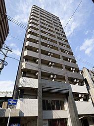 クリスタルグランツ大阪センター[9階]の外観