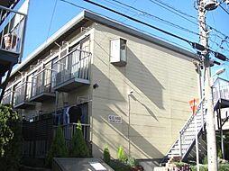 GCハウス1[2階]の外観