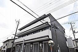 神奈川県伊勢原市伊勢原1丁目の賃貸アパートの外観