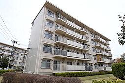 公団若葉台第一住宅14号棟[3階]の外観