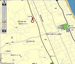 現地区画図