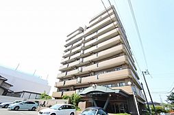 ライオンズマンション京命[4階]の外観