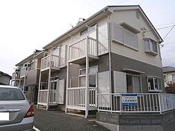 福井ハイツ[101号室]の外観