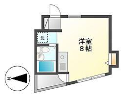 G&Y東桜[6階]の間取り