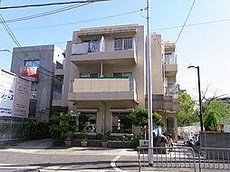 リーブル1番館[2階]の外観