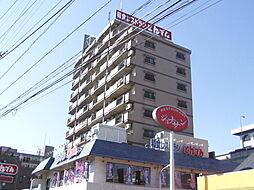 東京都板橋区西台2丁目の賃貸マンションの外観