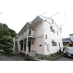 静岡県静岡市駿河区北丸子の賃貸アパートの外観