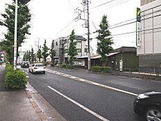 小田急線「喜多見」駅徒歩約7分。「狛江」駅も徒歩圏内です。
