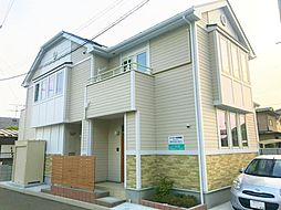 宮城県仙台市青葉区愛子中央5丁目の賃貸アパートの外観