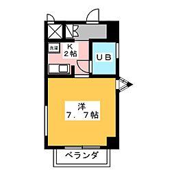 セーラ平針[2階]の間取り