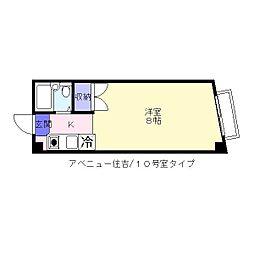 住吉東駅 1.6万円