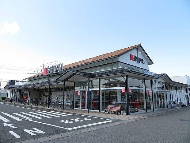 西友 西尾張部店 徒歩 約7分(約540m)