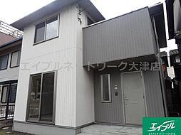 [一戸建] 滋賀県大津市松本2丁目 の賃貸【/】の外観