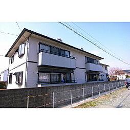 福岡県久留米市通外町の賃貸アパートの外観