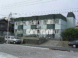 石川ハイツ1[2階]の外観