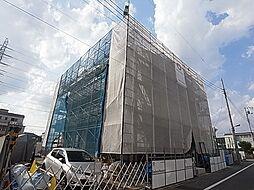 キャレ・メゾンI[1階]の外観
