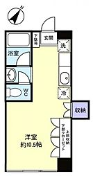 工藤ビル[2階]の間取り