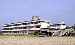 石岡市立園部中学校(4344m)