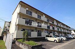 岡山県岡山市中区倉田丁目なしの賃貸マンションの外観