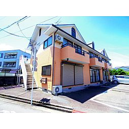 JR東海道本線 静岡駅 バス8分 中田三丁目西下車 徒歩4分の賃貸アパート