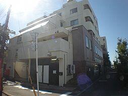 東京都世田谷区大原1丁目の賃貸マンションの外観