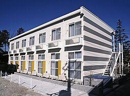 東京都足立区加平3丁目の賃貸アパートの外観
