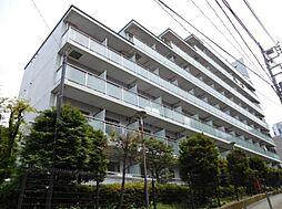 東京都品川区小山1丁目の賃貸マンションの外観