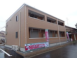 コーポサウスC[1階]の外観