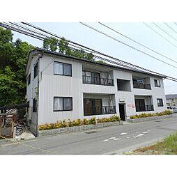ハイツAOKI[1階]の外観