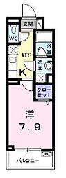 Casa Rune[4階]の間取り
