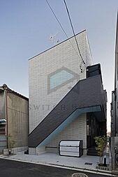 シャンティ長瀬[1階]の外観